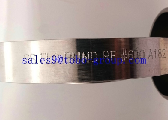 China 1/2 - 48 Inch Forgings Flanges And Fittings Gas Tungsten Arc Welding supplier