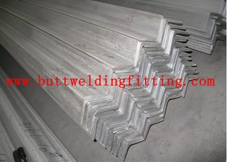 China 316 Stainless Steel Bars Steel Angle Bar AN 8550 Size 50×50×6MM×6M supplier