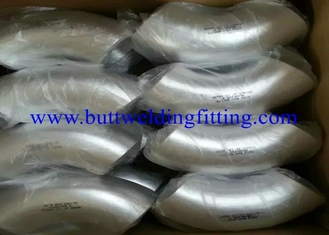 China LR SR Stainless Steel Elbow Fitting ASTM A815 UNS S31803 / S32205 / S32750 supplier