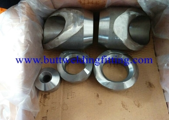 China ASTM B800 800H 800HTSockolet , Weldolet , Pipe Nipple Fittings , Hex Head Plug supplier