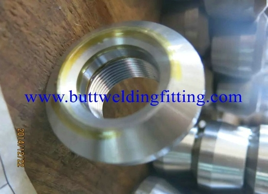 China Steel Forged Fittings ASTM A182 2205 Duplex Steel Elbow , Tee , Reducer supplier