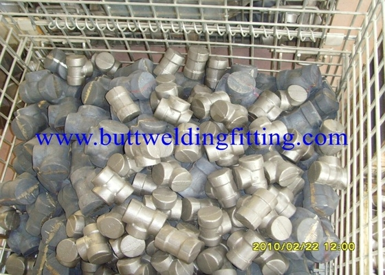 China Steel Forged Fittings ASTM A182 F317LF317,Elbow , Tee , Reducer ,SW, 3000LB,6000LB  ANSI B16.11 supplier