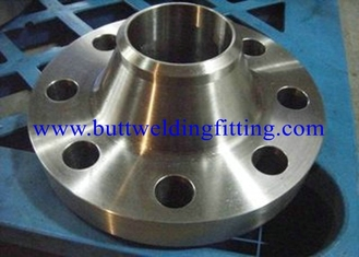 China Steel Flanges , Weld Neck Flanges / ASTM A 182 , GR F1, F11, F22, F5, F9, F9 supplier