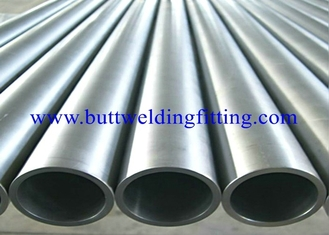 "China 4""STD Alloy 2507 and S32760 Thin Wall Stainless Steel Tubing Round SS Tube supplier"