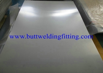 China Alloy 2507 Polished Stainless Steel Plate / Alloy 32750 Duplex Steel Plate supplier