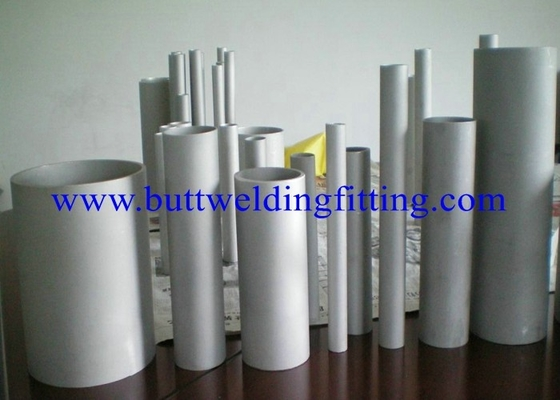 China Pickled Annealed Super Duplex SS Seamless Pipe ASTM A789 A790 UNS32750 S32760 supplier