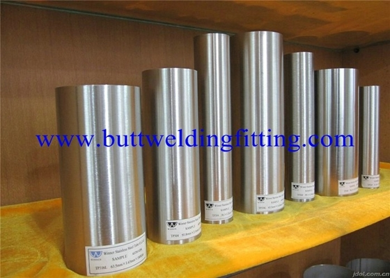 China S31803 / S31500 / S32750 ETC Super Duplex Stainless Steel Pipe 2.5mm - 50mm Thickness supplier