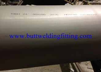 China ASTM A269 TP348 Seamless Stainless Steel Welded Pipe Length 1-6m supplier