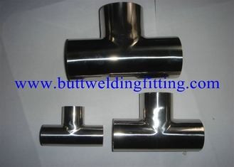 China A403 WP316L Stainless Steel Tee supplier