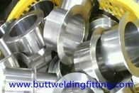 China ASME A182 F53 ANSI B16.9 1/2'' SCH20 Butt Weld Fittings for Construction factory