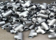 ASME B16.9 seamless ASTM A234 WPB pipe fittings butt welding SCH40 reducer tee