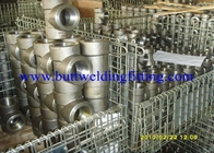 ASTM B825 Inconel Sockolet Forged Pipe Fittings Steel Elbows For Pipe