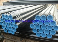 China Round Small Bore Stainless Steel Tube ASTM A790 UNS S32900 S32950 S39277 factory