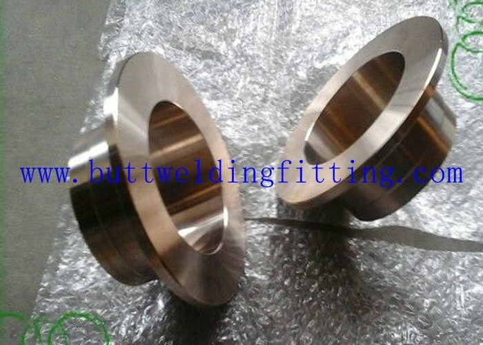 Copper Nickel 90/10 CuNi Pipe Stub End Stainless Steel Stub