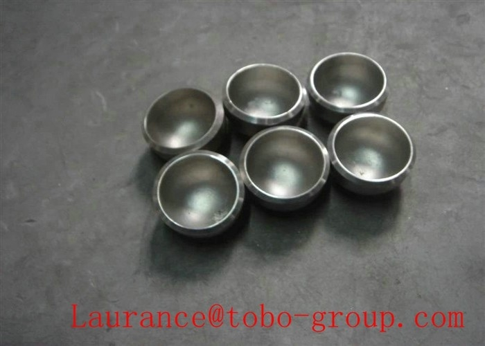 Stainless steel pipe end cap sch xxs astm