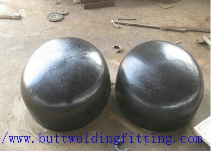 Uns s butt weld fittings stainless steel pipe caps