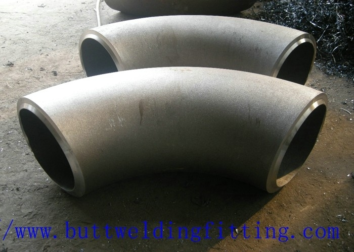 1 - 60 Inch Stainless Steel Elbow