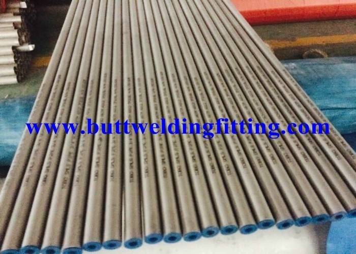 ASME B16 25 Stainless Steel Seamless Pipe Cold Drawn