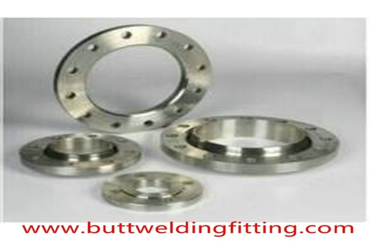 Alloy steel stainless flanged fittings astm a