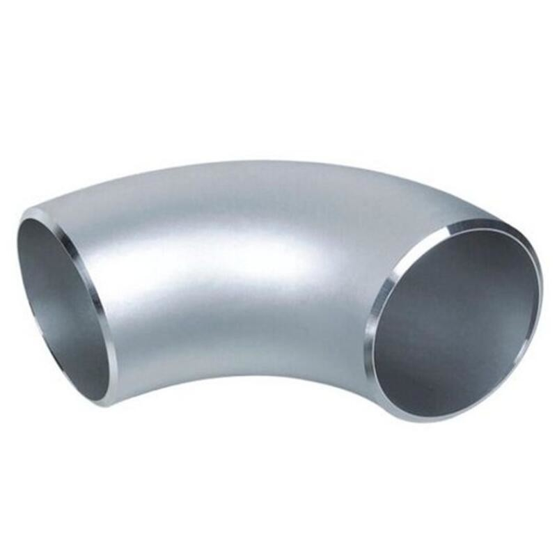 90 Degrees Sch10 Sch40 SUS304 Butt Welded Pipe Fittings