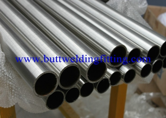 SS316 ASTM A312 Seamless Stainless Steel Pipe / SS Tube for Petroleum Use