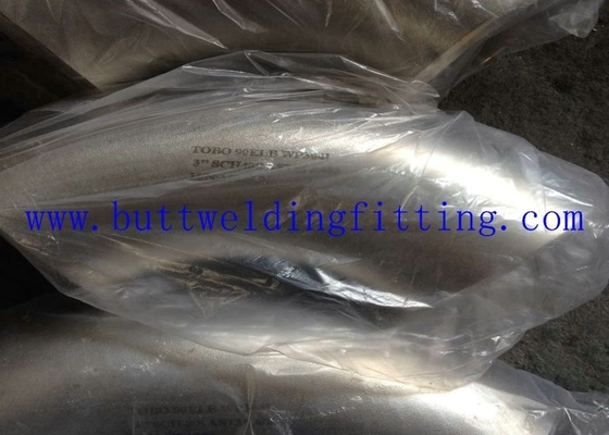 China A403 WP316 Stainless Steel Elbows SCH10 - SCH160 XXS  45 90 180 Degree factory