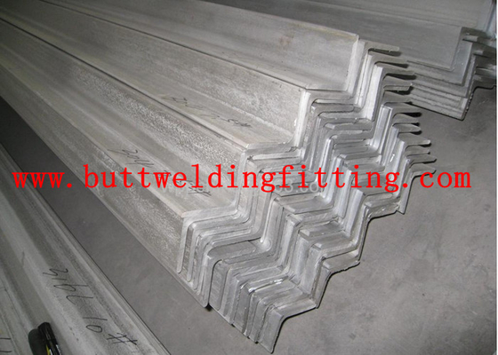 China 316 Stainless Steel Bars Steel Angle Bar AN 8550 Size 50×50×6MM×6M factory