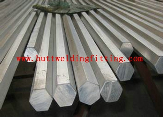 China A276 904L Stainless Steel Bars Hexagonal Steel Bar Size S3mm - S180mm factory