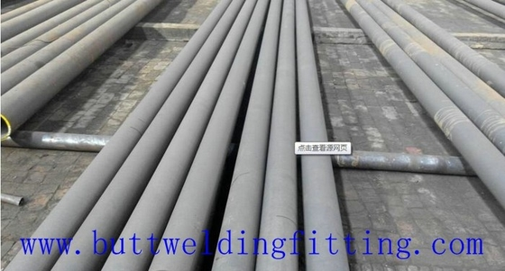 China Seamless 790M S31803 Super Duplex Stainless Steel Pipe round steel tubing UNS S32750 factory