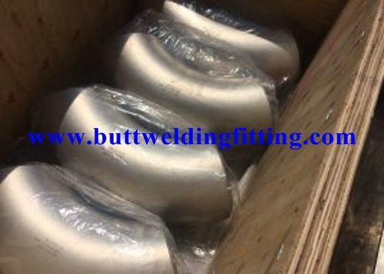 ASTM A304 WP316H Stainless Steel Buttwelding Pipe Fittings High Ranking