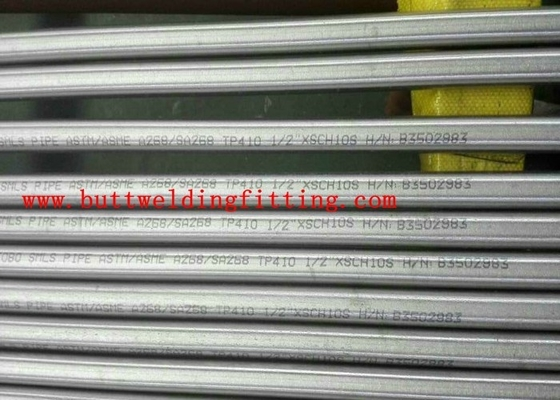 China Annealed Stainless Steel Welded Pipe ASTM A312 A213 A269 DIN 17458 JIS G3463 factory