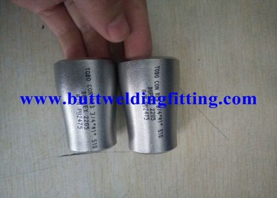Welding Connection Stainless Steel Fitting Pipe Elbow Tee Reducer Cap Coupling 2205