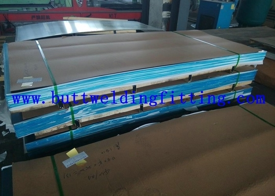 ASTM A387 20 Feet Hot / Cold Rolled Stainless Steel Plate For Pressure Vessel Plate