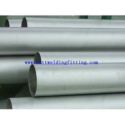 China ASTM TP430Ti Thick Wall Steel Tube , Seamless Stainless Steel Tubing 300 Series Grade factory