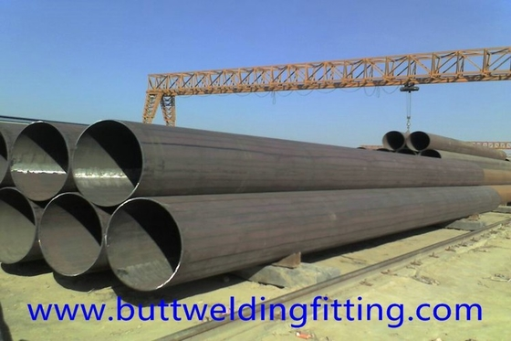 ASTM / ASME A-335 Gr.P11 1/2'' Schedule 40 Carbon Steel Pipe For Power Plant