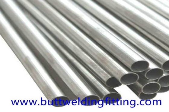China UNS S32750 1.441 Super Duplex Stainless Steel pipe 2 1/2'' SCH10s White factory