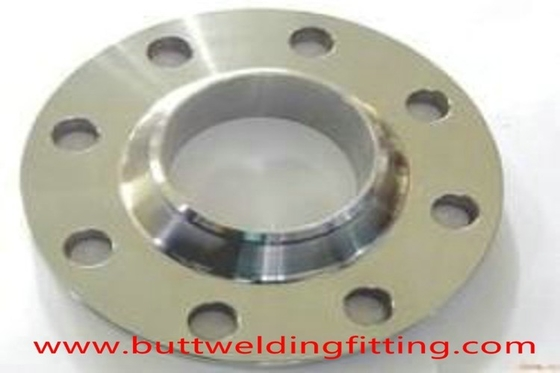 Nickel8020 Alloy Forged Steel Flanges / Weld Neck Flange Class 600  4''