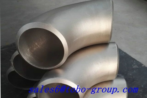 China ASTM A312 UNS S30815 Elbow 3inch Sch40 LR BW 90 Degree ELBOW Fitting factory