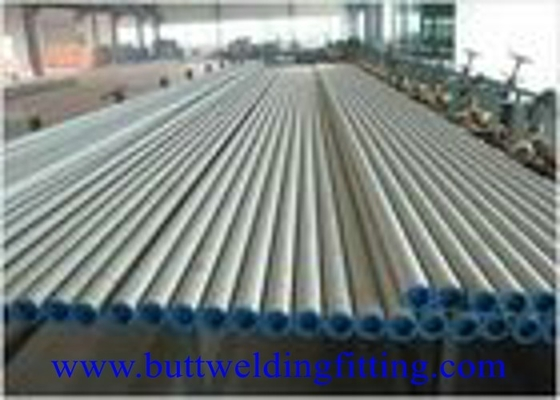 "China 4 "" A / SA268 TP444 Seamless Stainless Steel Tubing For Petroleum / Power factory"