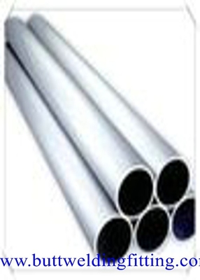 Silver Color Seamless Stainless Steel Tube Large Diameter 26.9mm OD 12Cr13 S41010