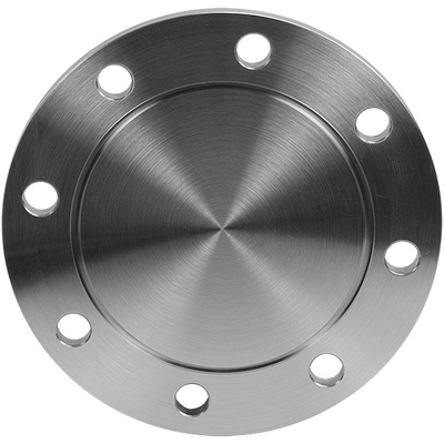 China Flanges BL Flange  Alloy 600 3/4''-72'' Class600  ASME B 16.9 Standard Silver Color factory