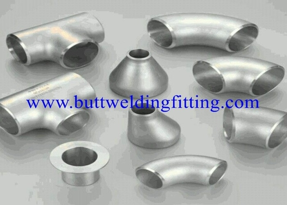 But Weld Fittings Lap Joint  Stub End  Super Duplex UNS S32760 F55 ASTM A182 F55 SA182 F55 DIN 1.4501