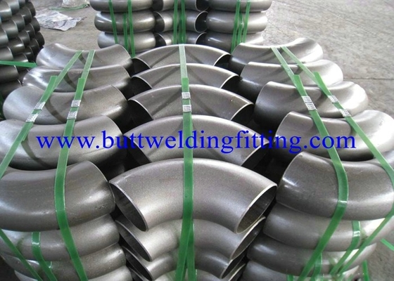 China ASTM A403 WP347 Stainless Steel 90 Degree Elbow ASTM , JIS , BS , DIN , UNI Standard factory