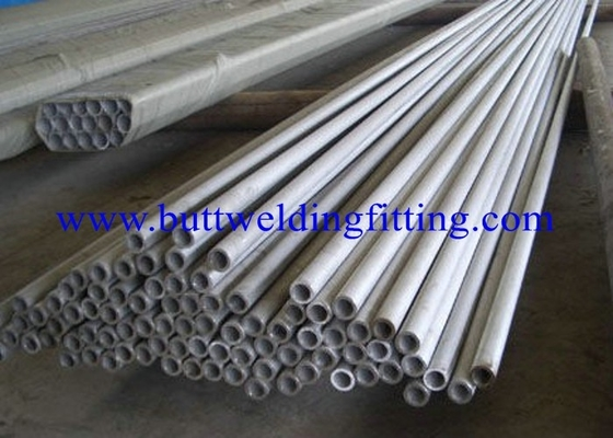 China ASTM Super Duplex Stainless Steel Pipe , Small Diameter Stainless Steel Tubing factory