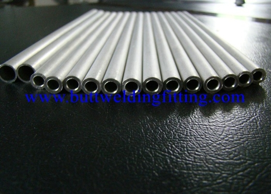 China S32750 Super Duplex Stainless Steel Pipe Tube ASME A789 A790 A450 A530 For Industry factory