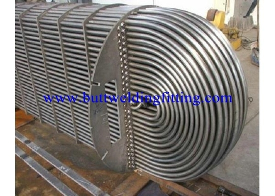 China Austenitic Thin Wall Large Diameter Seamless Stainless Steel Tubing TP321/1.4541 factory