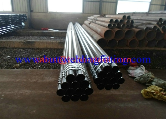 Super Duplex SS Welded Pipe ASTM A790 Customer Demand For Petroleum , Chemical