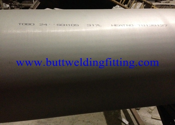 ASTM A269 TP348 Seamless Stainless Steel Welded Pipe Length 1-6m