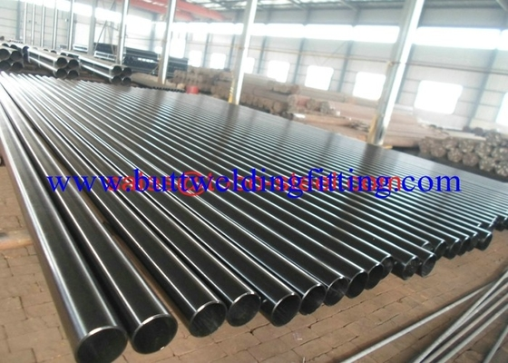 China Finish Stainless Steel Welded Pipe ASTM / ASME / A182 / SA182 F304 / F304L / F304H factory