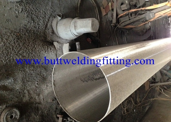China F51 Super Duplex Stainless Steel Pipe/ Tube  DIN1.4462 ASTM A182 GR factory